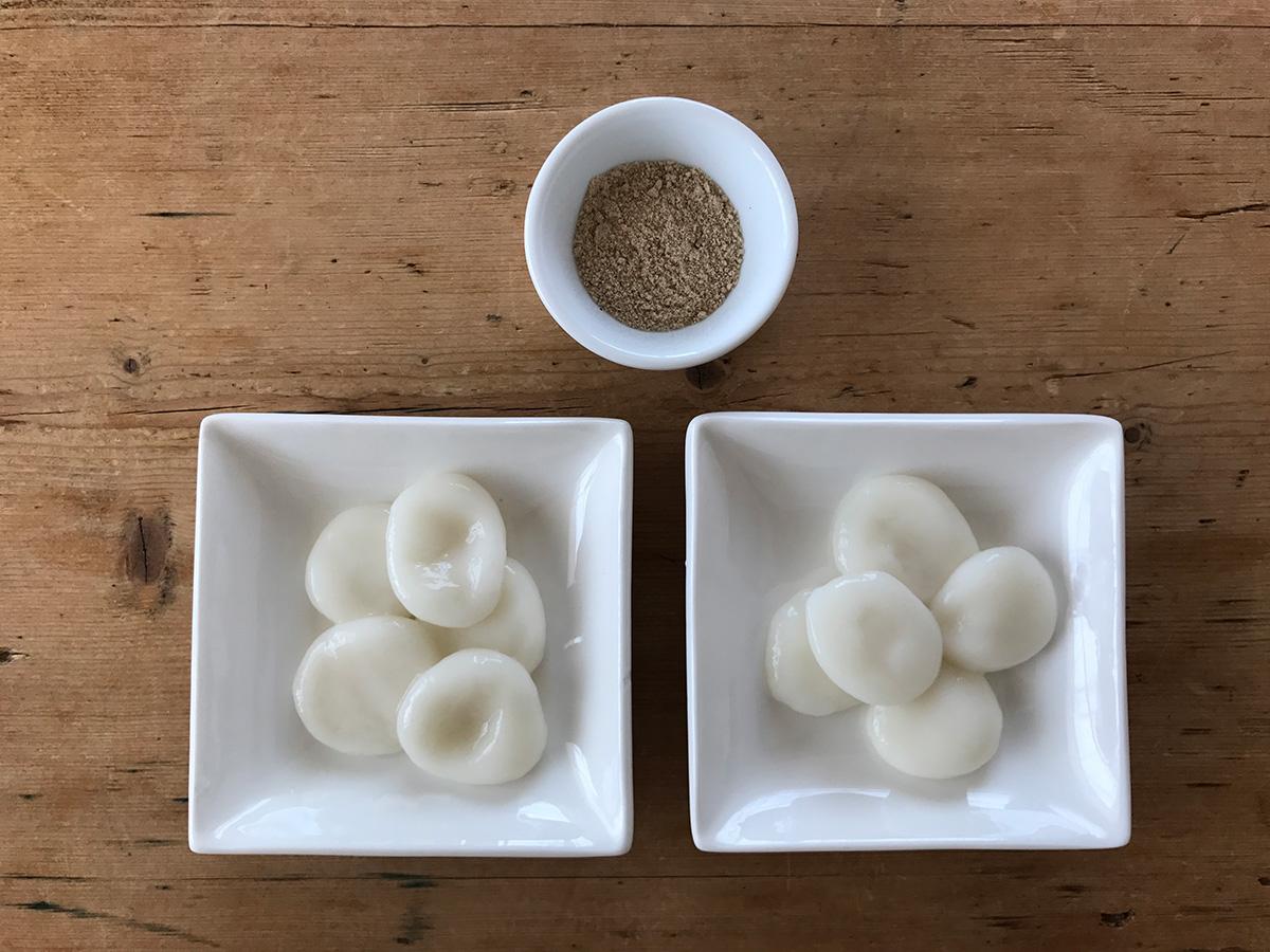 蜜になる砂糖with白玉